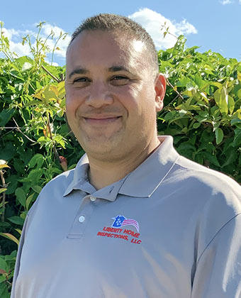 Bobby W. Flores from Liberty Home Inspections