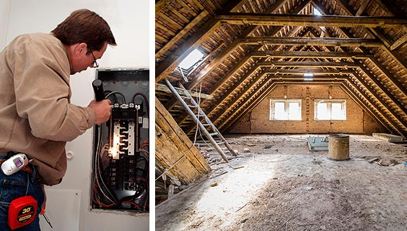 Home maintenance inspections from Liberty Home Inspections